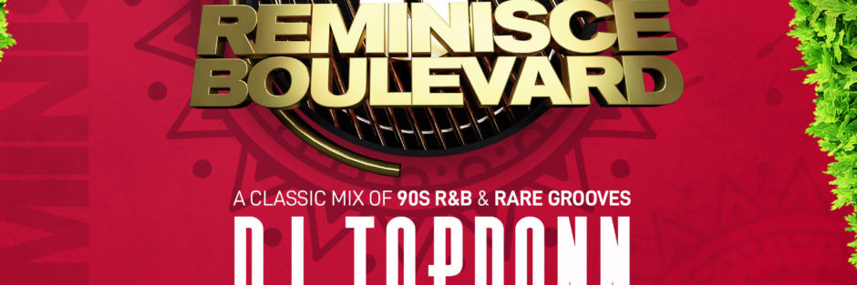 90's R&B Classics & New Jack Swing – Afrodisiac TV